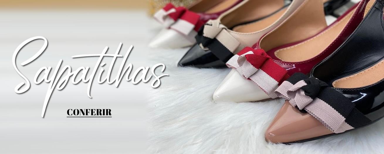 Clique para conferir as novidades em sapatilhas!