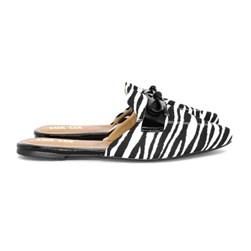 Mule Animal Print Zebra