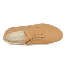 Oxford feminino Sapato Super Confortável  Marrom