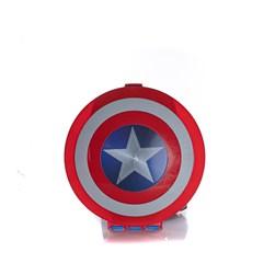 Sandália Infantil Marvel Capitão América Marinho