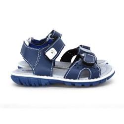 Sandália Infantil Masculina Papete Moda Menino Promoção Azul