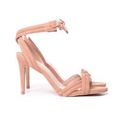 Sandalia Salto Luxe Preto