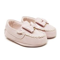 Sapatinho Infantil Menina Recém Nascido Moda Bebe  Rosa
