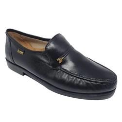 Sapato Couro Masculino Tertuliano Preto