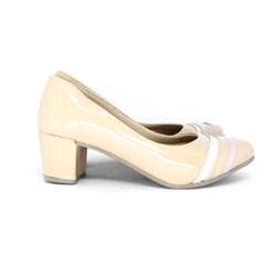 Sapato Rosa Matte Creme