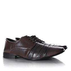 Sapato Social Masculino Elegancy  Capuccino