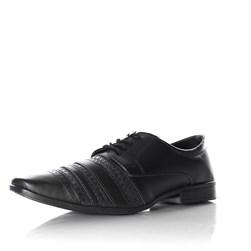 Sapato Social Masculino Elegancy  Preto