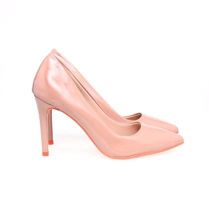 Scarpin Salto Alto Sapato Feminino Lançamento Varias Cores  Pele