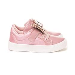 Tênis Infantil Feminino Moda Menina Lançamento  Opala/Rosa