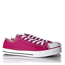 Tênis Old Star Casual Lona Pink